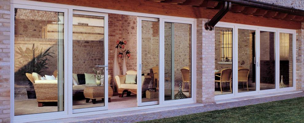 Serramenti alluminio firenze infissi pvc persiane - Porte e finestre firenze ...